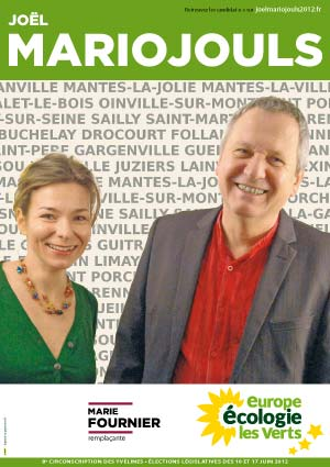 Legislatives yvelines candidats