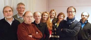 photo d'une partie du groupe local