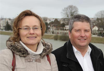 photo candidats titulaires EELV canton Sartrouville
